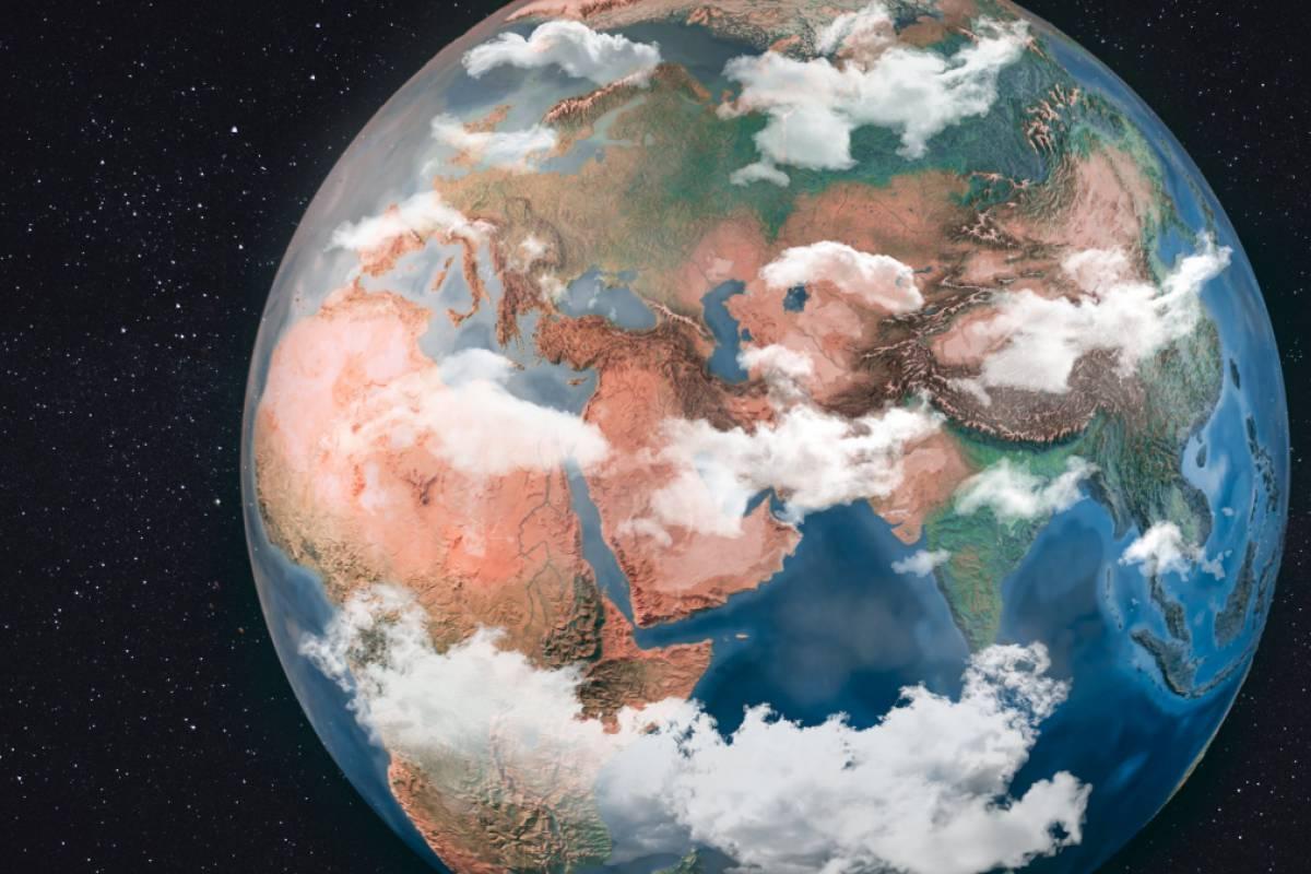 Ruch obrotowy Ziemi, ruch wirowy Ziemi
