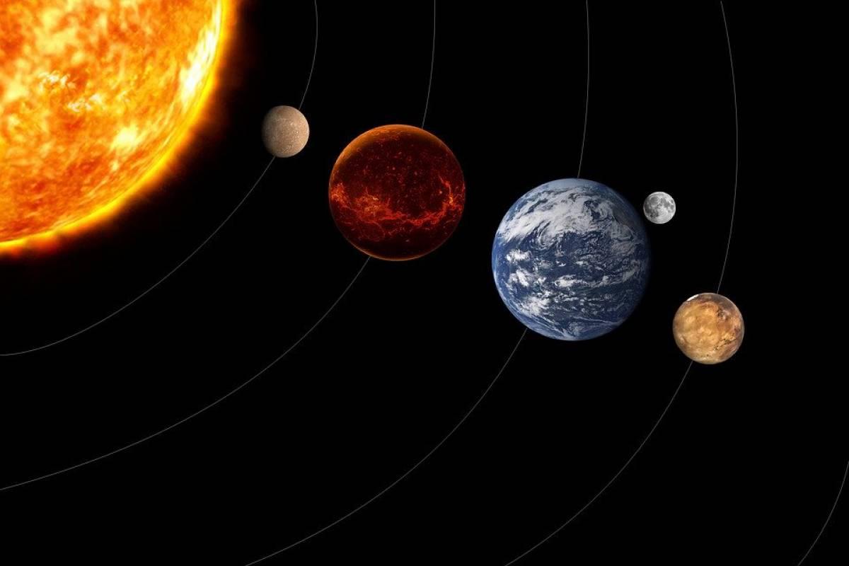 Układ Słoneczny we Wszechświecie