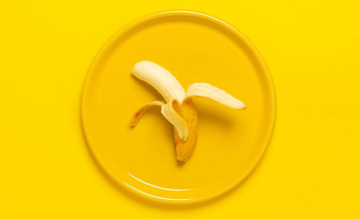 Ile kcal ma banan?